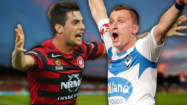 SYDNEY, AUSTRALIA - NOVEMBER 29:  A general view is seen during the round eight A-League match between Western Sydney Wanderers and Sydney FC at Pirtek Stadium on November 29, 2014 in Sydney, Australia.  (Photo by Mark Kolbe/Getty Images)