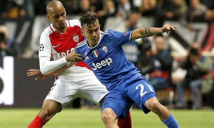 AS Monaco vs Juventus FC