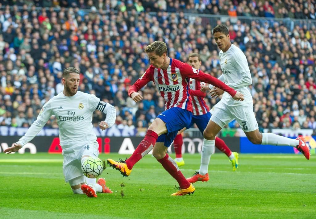 Real+Madrid+CF+v+Club+Atletico+de+Madrid+La+TaONyorDrkex