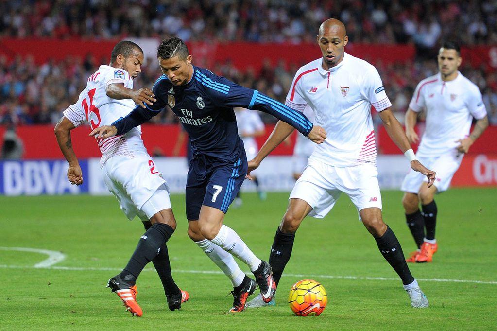 Sevilla-v-Real-Madrid