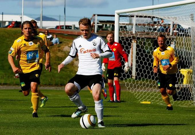 Valur-vs-KR-Reykjavik