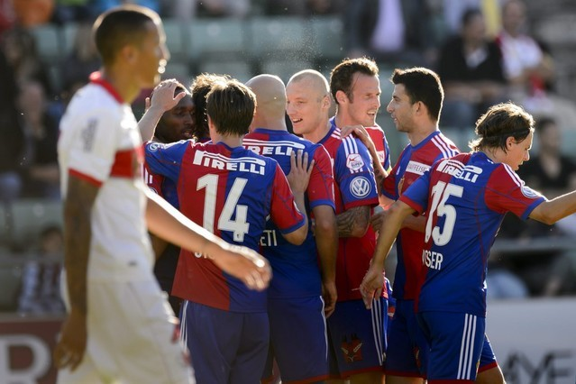 SUPER LEAGUE, NLA, LNA, NATONALLIGA A, MEISTERSCHAFT, SAISON 2013/14, FC SION, FC SITTEN, FC BASEL, FCB, FC BASEL 1893,