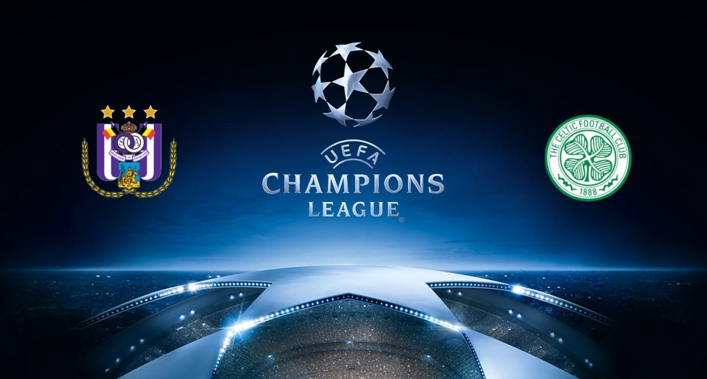Anderlecht-v-Celtic