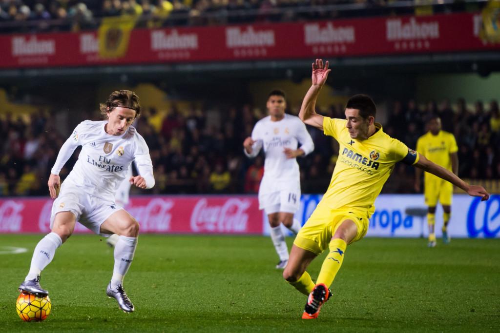 Реал Мадрид - Вильярреал