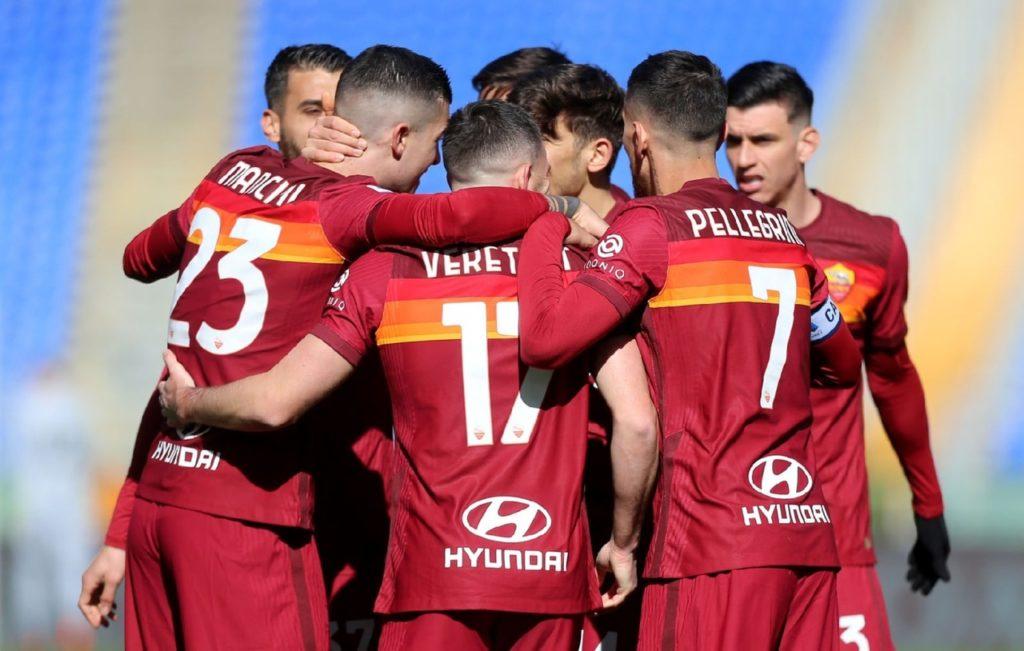 Рома - Удинезе матч 14 февраля 2021